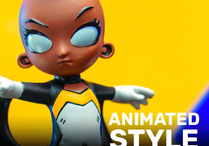 Animated Style